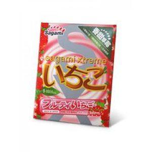 Sagami Xtreme №1 Strawberry