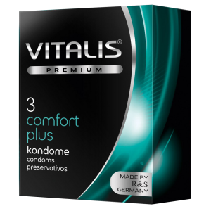 """""""VITALIS"""" PREMIUM №3 comfort plus - анатомической формы (ш 53mm)"""