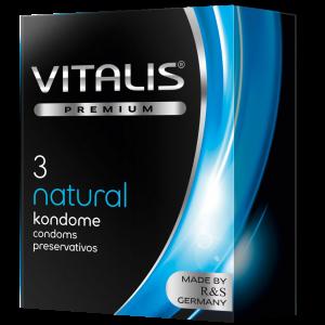 """VITALIS"" PREMIUM №3 natural - классические (ширина 53mm)"