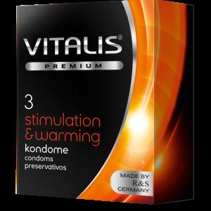 """VITALIS"" PREMIUM №3 stimulation & warming - с согрев.эффектом (53)"