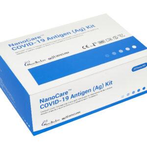 Экспресс-тест NanoCare COVID-19 Antigen (Ag)
